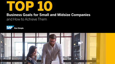 Top 10 Business Goals for SME Midsize Companies